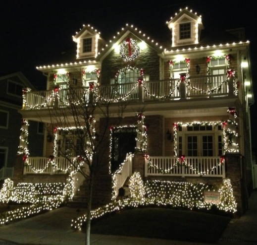 christmas is a wonderful time of the year to spend with family and to celebrate the christian tradition with beautiful outdoor lighting - Houston Christmas Decorating Service